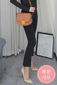 2018新款韩国服装babirolen品牌时尚流行魅力长裤(2018.1月)