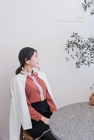 2018新款韩国服装babirolen品牌时尚可爱帅气开襟衫(2018.1月)