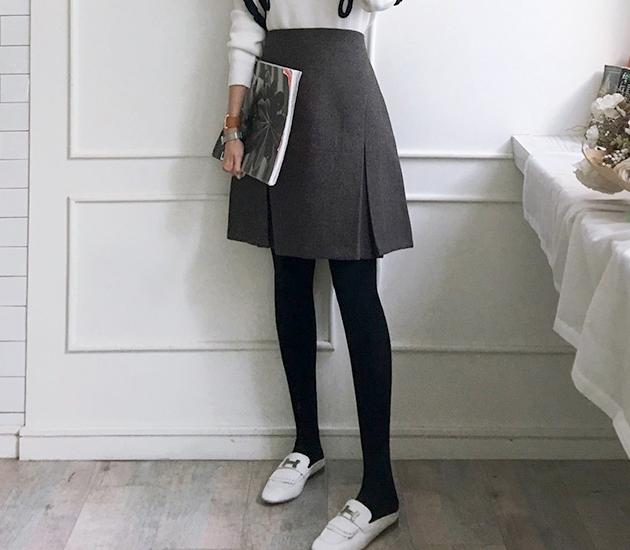 1区韩国本土服装代购(韩国圆通直发)babirolen-中裙(2019-01-08上架)