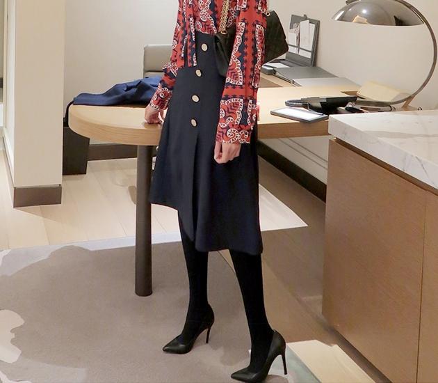 1区韩国本土服装代购(韩国圆通直发)babirolen-长裙(2019-01-18上架)