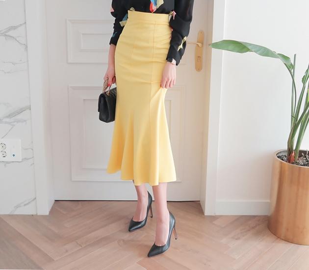 1区韩国本土服装代购(韩国圆通直发)babirolen-长裙(2019-03-19上架)