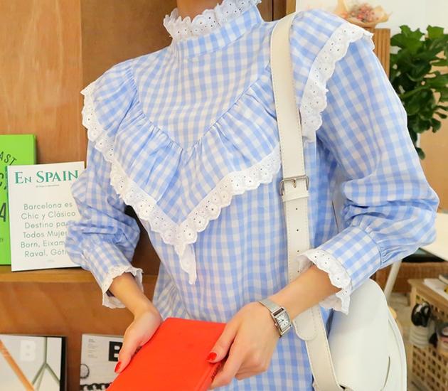 1区韩国本土服装代购(韩国圆通直发)babirolen-衬衫(2019-03-20上架)
