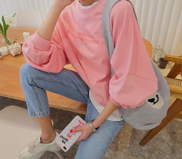 1区韩国本土服装代购(韩国圆通直发)babirolen-卫衣(2019-03-20上架)