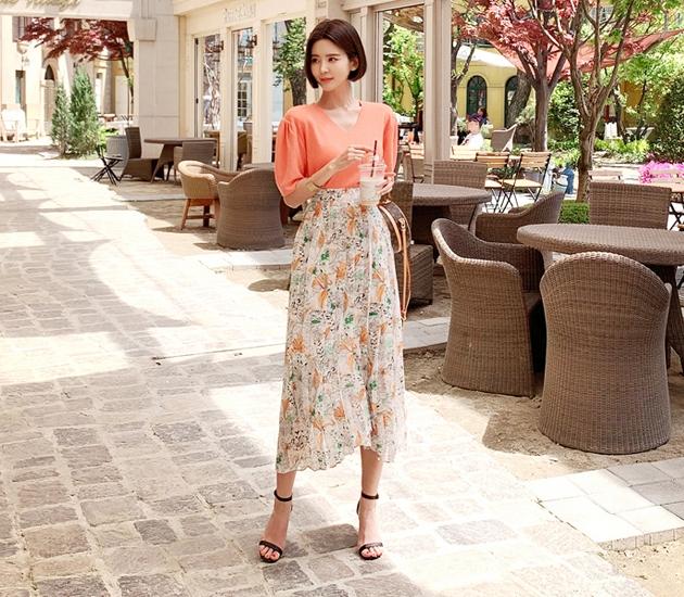 1区韩国本土服装代购(韩国圆通直发)babirolen-长裙(2019-05-19上架)