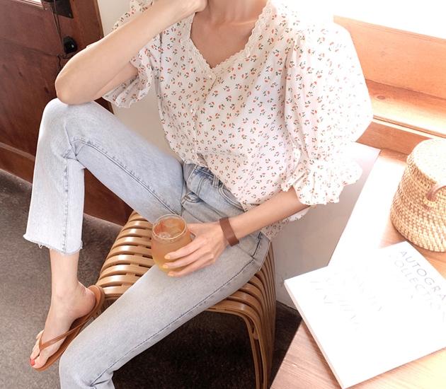 1区韩国本土服装代购(韩国圆通直发)babirolen-衬衫(2019-05-19上架)