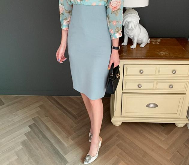 1区韩国本土服装代购(韩国圆通直发)babirolen-中裙(2019-05-19上架)