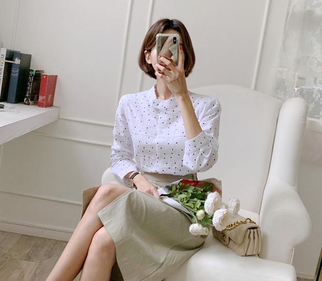1区100%正宗韩国官网代购(韩国直发包国际运费)babirolen-衬衫(2019-07-03上架)