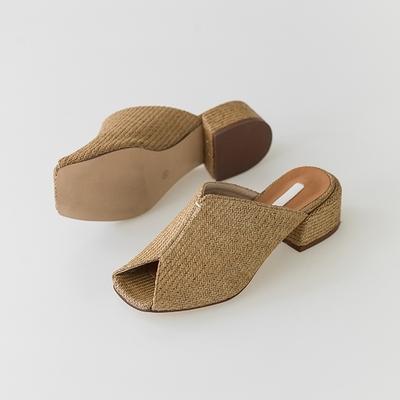 1区韩国本土服装代购(韩国圆通直发)Banharu-拖鞋(2018-10-11上架)