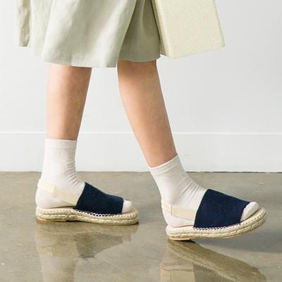 1区韩国本土服装代购(韩国圆通直发)Banharu-凉鞋(2018-08-20上架)