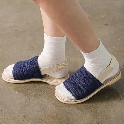 1区韩国本土服装代购(韩国圆通直发)Banharu-凉鞋(2018-09-18上架)