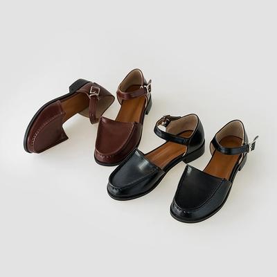 1区韩国本土服装代购(韩国圆通直发)Banharu-凉鞋(2018-09-03上架)