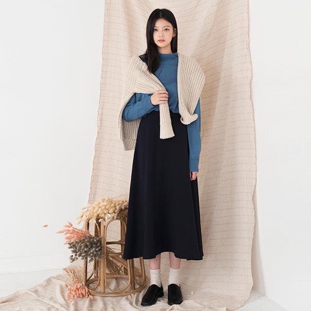 1区韩国本土服装代购(韩国圆通直发)Banharu-长裙(2018-10-16上架)