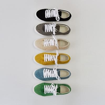 1区韩国本土服装代购(韩国圆通直发)Banharu-韩版时尚舒适运动鞋(本商品非新品请联系客服核对再下单-14上架)