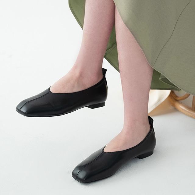1区韩国本土服装代购(韩国圆通直发)Banharu-平底鞋(2019-02-20上架)