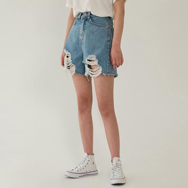 1区韩国本土服装代购(韩国圆通直发)Banharu-短裤(2019-03-19上架)