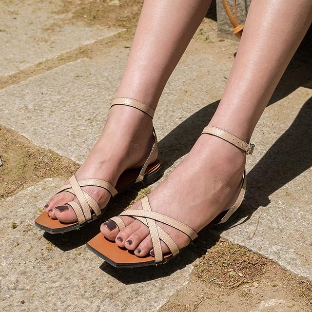 1区韩国本土服装代购(韩国圆通直发)Banharu-凉鞋(2019-05-20上架)