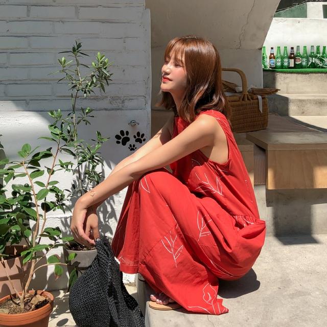 1区100%正宗韩国官网代购(韩国直发包国际运费)RU_Picknsale-连衣裙(2019-07-19上架)
