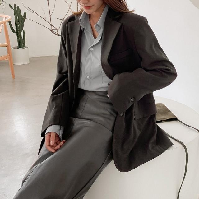推荐几个韩版的男装品牌正宗韩国官网代购韩国直发包国际运费RU_Picknsale夹克