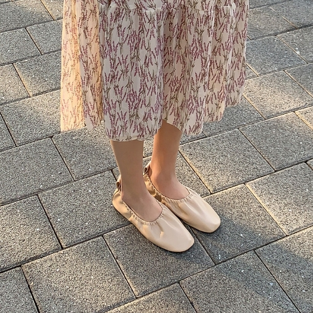 1区100%正宗韩国官网代购(韩国直发包国际运费)RU_Picknsale-平底鞋(2020-02-04上架)