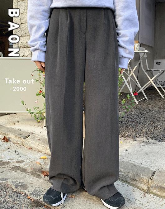 baon-长裤[休闲风格]HZ2280018