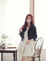 1区韩国代购正品验证bongjashop-BJJK00755853-时尚魅力百搭流行牛仔必备夹克
