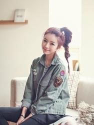 1区韩国代购正品验证bongjashop-BJJK00755849-休闲魅力百搭人气必备夹克