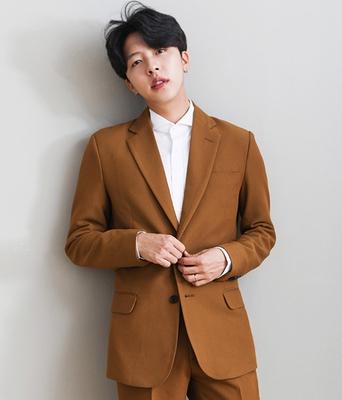 1区韩国本土服装代购(韩国圆通直发)boomstyle-帅气气质西装(2018-04-14上架)