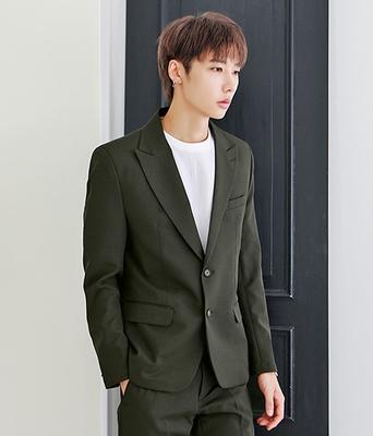 1区韩国本土服装代购(韩国圆通直发)boomstyle-普通高档西装外套(2018-04-14上架)