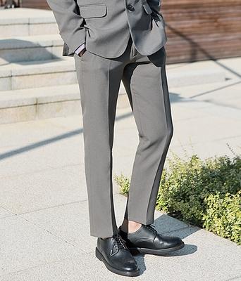 boomstyle-时尚纯色魅力简约长裤