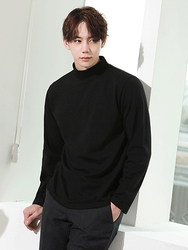 1区2017冬季新款韩国服装boomstyle品牌男士帅气百搭舒适T恤(2017.12月)