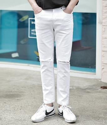 1区韩国本土服装代购(韩国圆通直发)boomstyle-韩版时尚气质牛仔裤(2018-04-14上架)