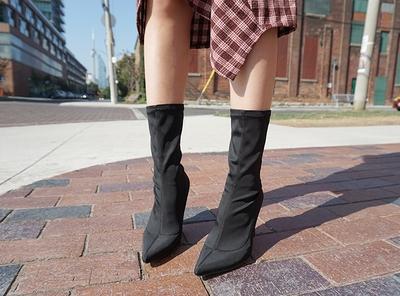 candyglow-韩版魅力个性高跟鞋