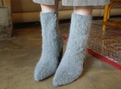 1区韩国本土服装代购(韩国圆通直发)candyglow-时尚保暖新款冬季靴子(2018-07-03上架)