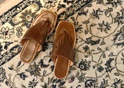 1区韩国本土服装代购(韩国圆通直发)candyglow-轻松时尚魅力流行拖鞋(2018-04-20上架)