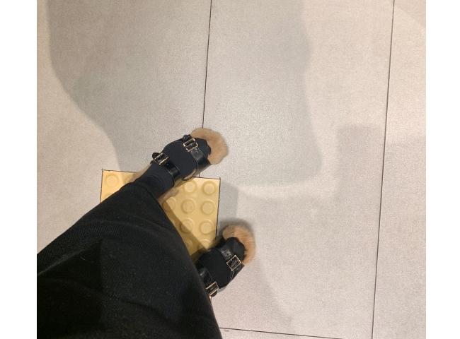 1区韩国本土服装代购(韩国圆通直发)candyglow-拖鞋(2018-12-11上架)