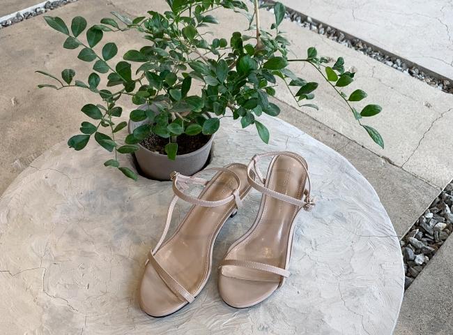1区韩国本土服装代购(韩国圆通直发)candyglow-高跟鞋(2019-05-20上架)