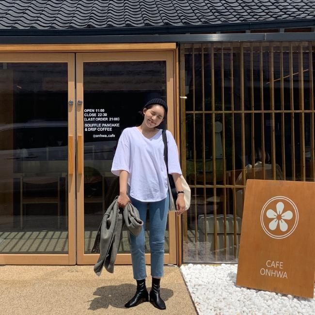 1区100%正宗韩国官网代购(韩国直发包国际运费)candyglow-T恤(2019-08-21上架)
