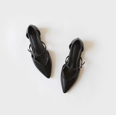 CRKO-时尚流行帅气高跟鞋