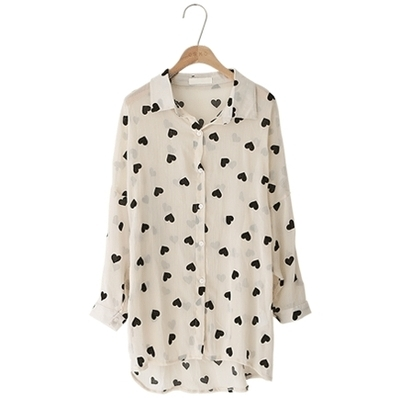 1区韩国本土服装代购(韩国圆通直发)CRKO-衬衫(2018-07-14上架)