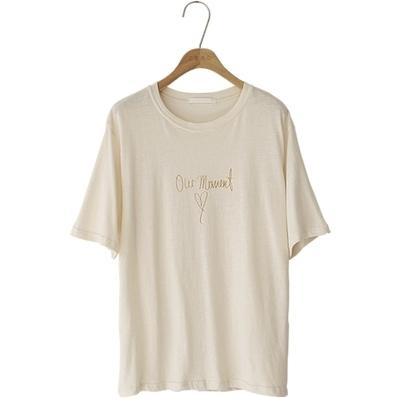 1区韩国本土服装代购(韩国圆通直发)CRKO-T恤(2018-07-14上架)