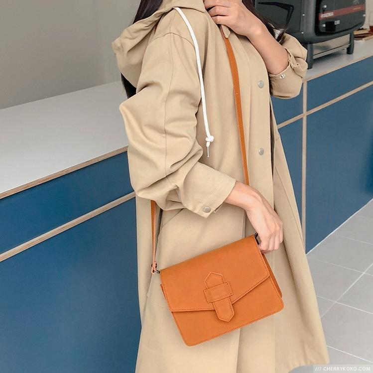 1区韩国本土服装代购(韩国圆通直发)CRKO-单肩包(2018-09-18上架)