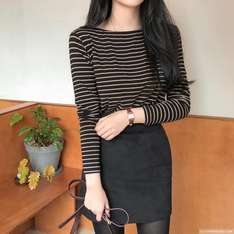 1区韩国本土服装代购(韩国圆通直发)CRKO-短裙(2018-09-24上架)
