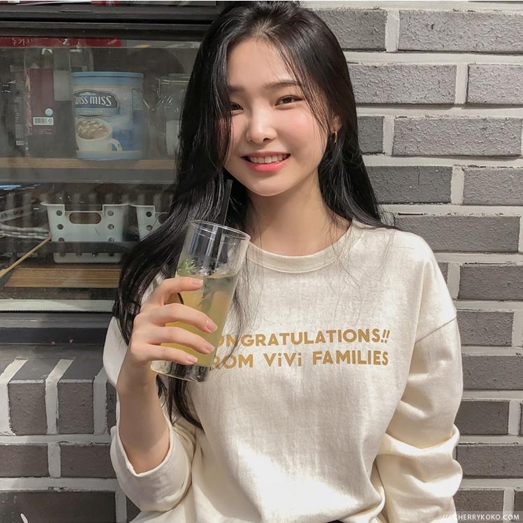 1区韩国本土服装代购(韩国圆通直发)CRKO-T恤(2018-09-24上架)