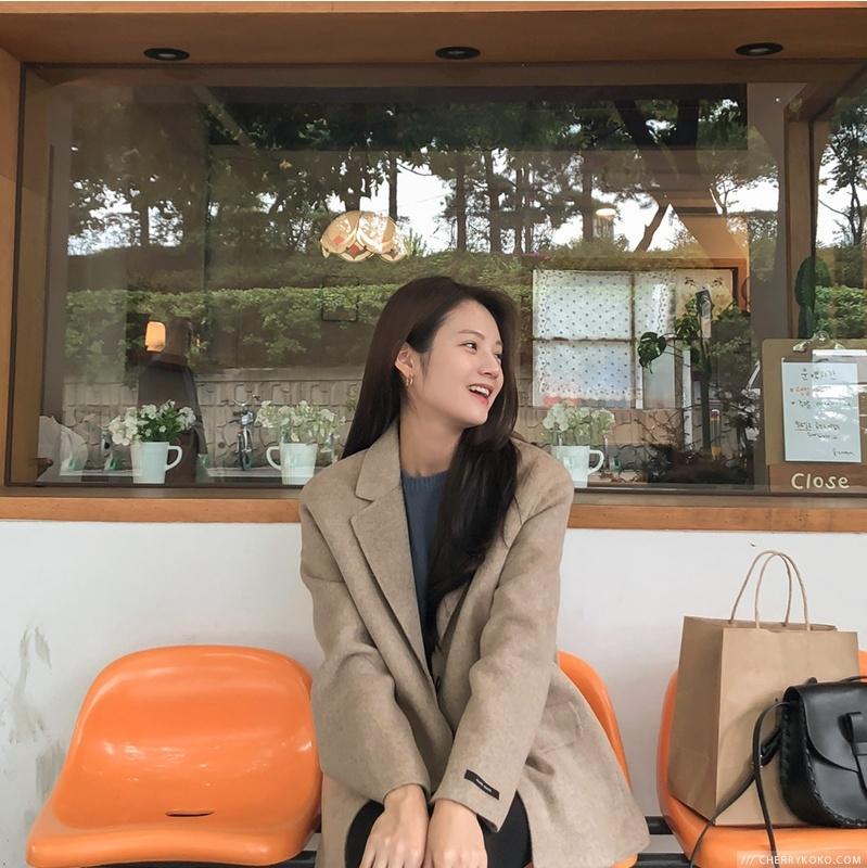 1区韩国本土服装代购(韩国圆通直发)CRKO-夹克(2018-09-24上架)
