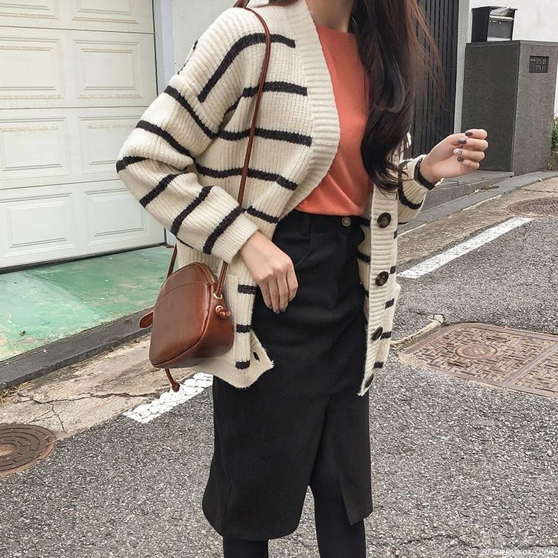 1区韩国本土服装代购(韩国圆通直发)CRKO-长裙(2018-10-16上架)