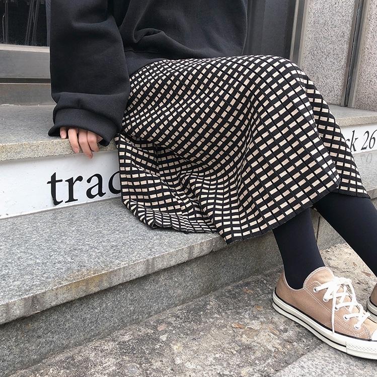 1区韩国本土服装代购(韩国圆通直发)CRKO-长裙(2018-11-13上架)