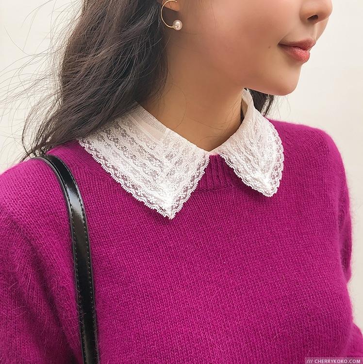 1区韩国本土服装代购(韩国圆通直发)CRKO-针织衫(2018-11-16上架)