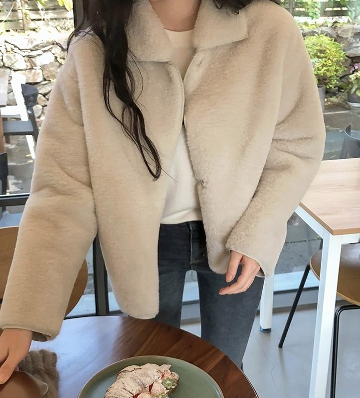 1区韩国本土服装代购(韩国圆通直发)CRKO-夹克(2018-11-16上架)