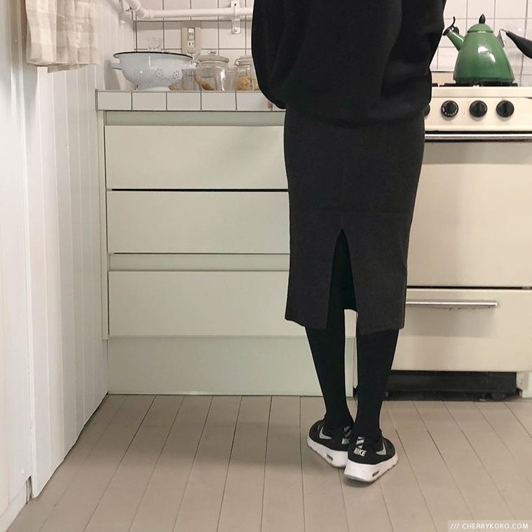 1区韩国本土服装代购(韩国圆通直发)CRKO-长裙(2018-11-20上架)