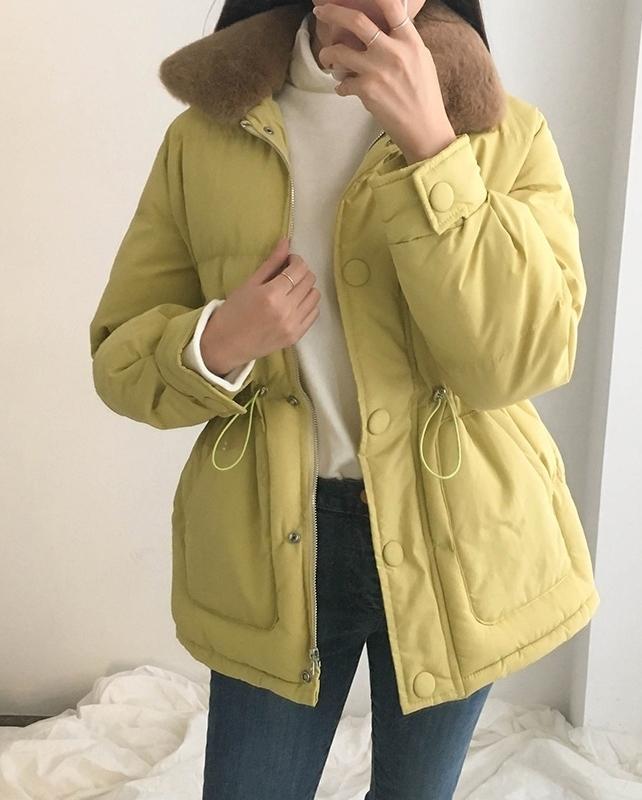 1区韩国本土服装代购(韩国圆通直发)CRKO-棉服(2018-11-20上架)